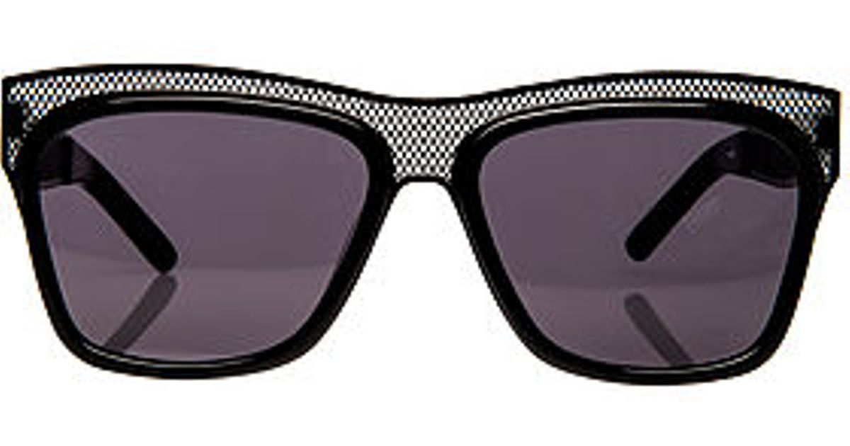 35644e0fbd8 Lyst - Ksubi The Polaris Sunglasses in Black for Men