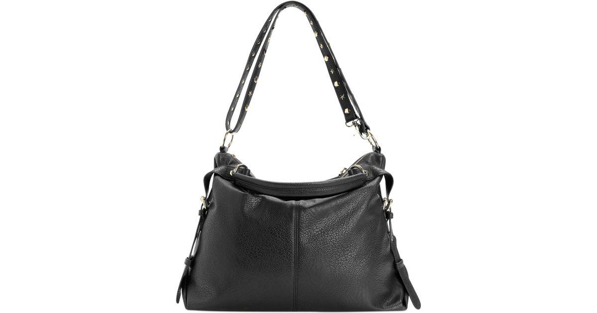 2f6e55535a Steve Madden Handbag Bmila Shopper in Black - Lyst