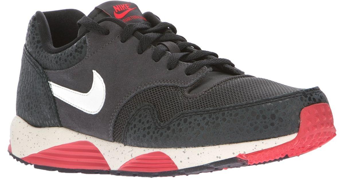 check out 52f2e 9657e Lyst - Nike Lunar Terra Safari Trainer in Black for Men