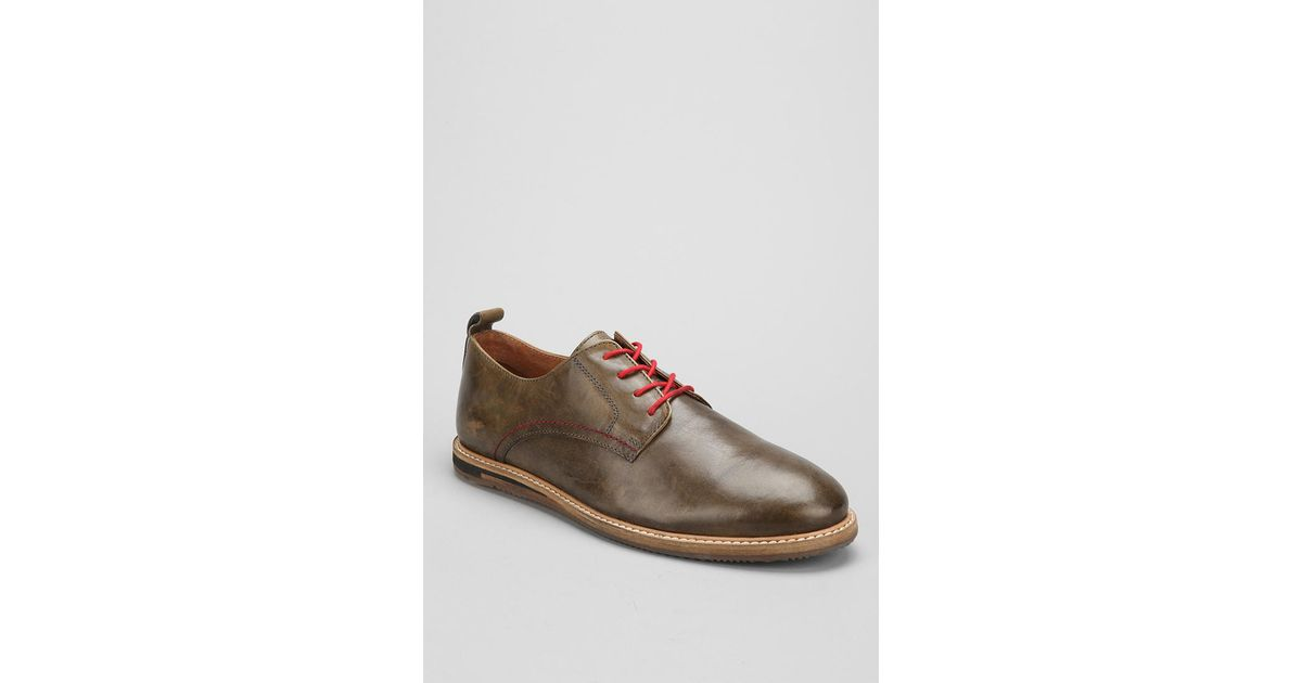 0c0ef02dae186 Urban Outfitters Ben Sherman Mayfair Oxford Shoe in Green for Men - Lyst