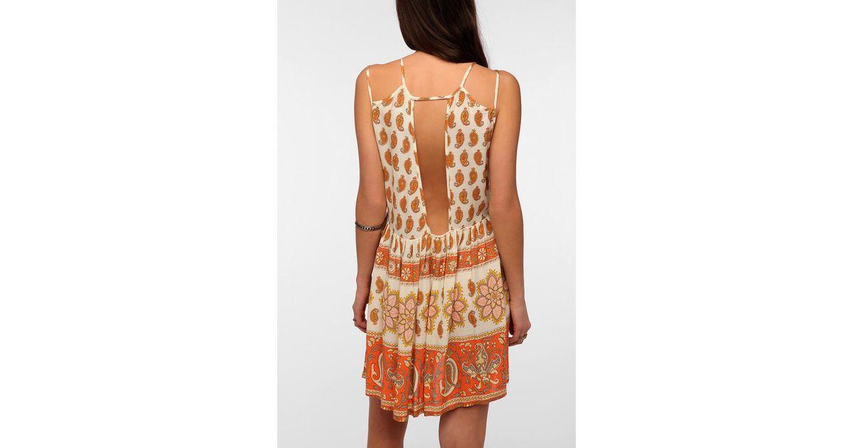 Open Back Sundress