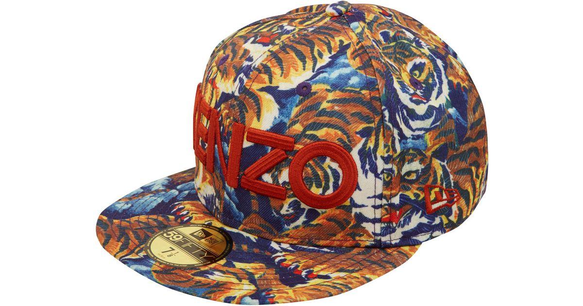 098d0dc00fd ... hot lyst kenzo new era flying tiger cap 9289c ffa58 ...