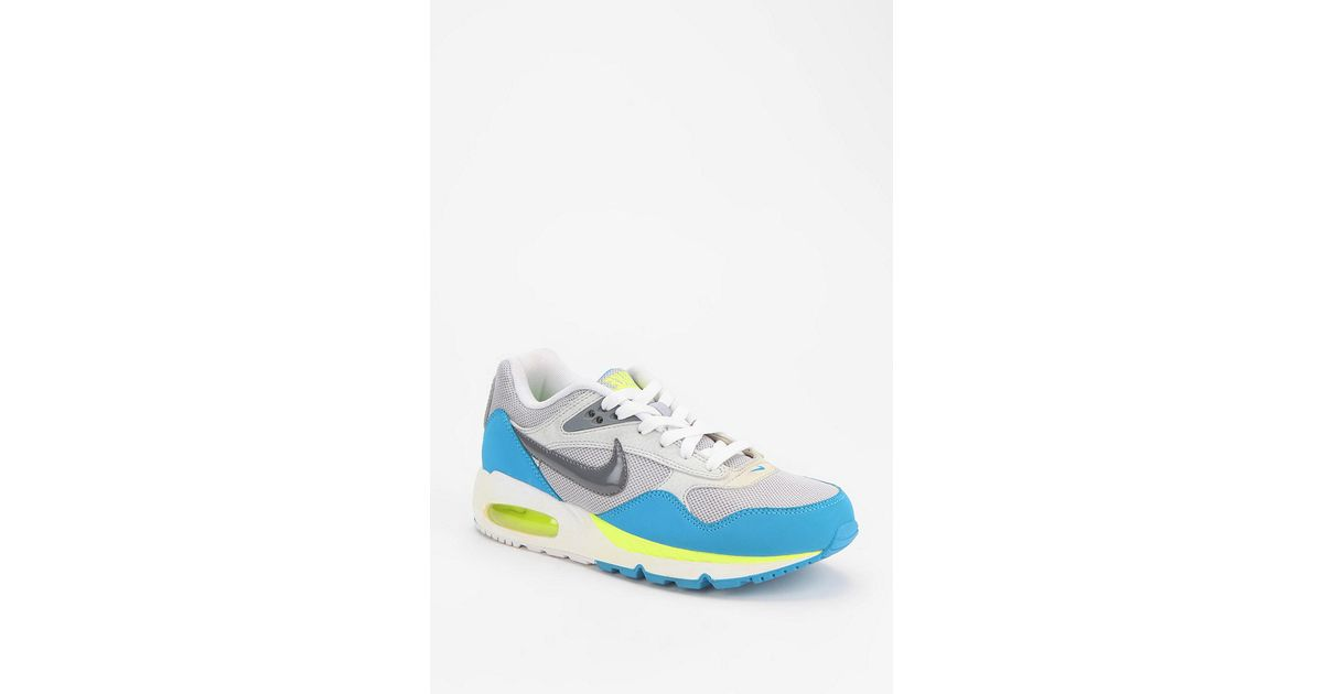 timeless design ba36d 76c4c ... Urban outfitters Nike Air Max Sunrise Sneaker in Blue Lyst ...