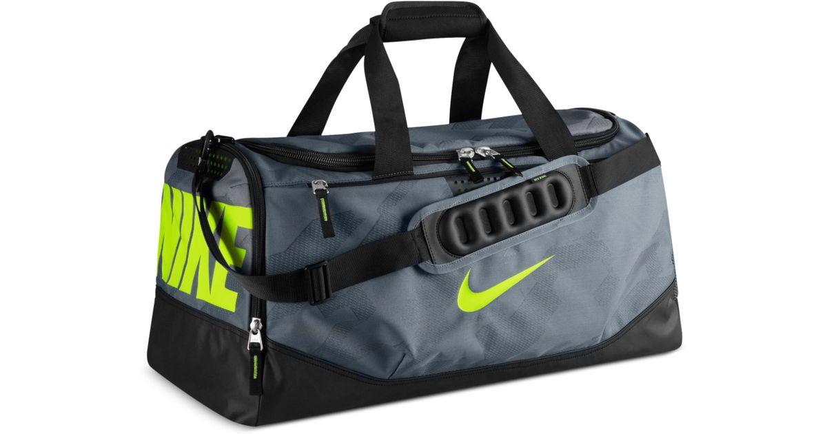 Lyst - Nike Training Max Air Medium Duffle in Gray for Men 883ae18831