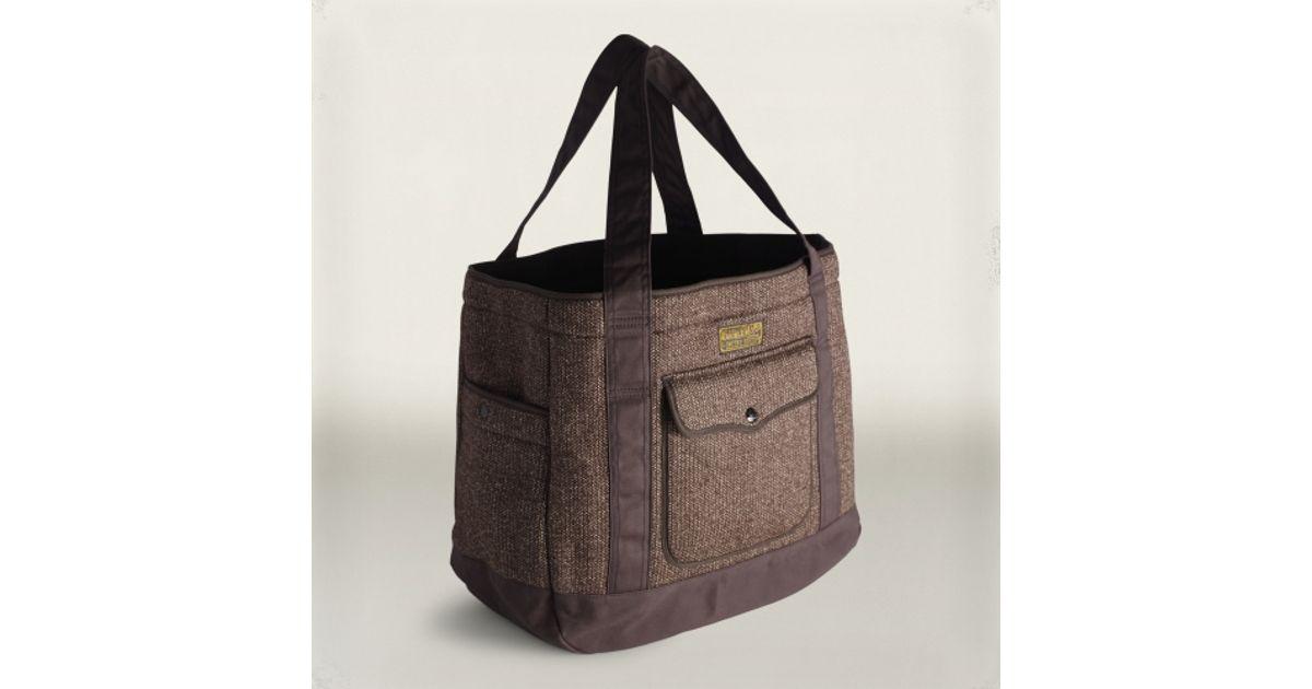 6f2a108ecf Lyst - RRL Brown s Beach Bag in Brown for Men