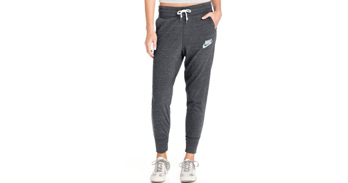 8505c727df27bc Lyst - Nike Gym Vintage Sweatpants in Gray