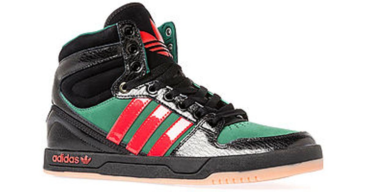 b5e95c2a68a Lyst - Adidas The Court Attitude Sneaker in Black for Men