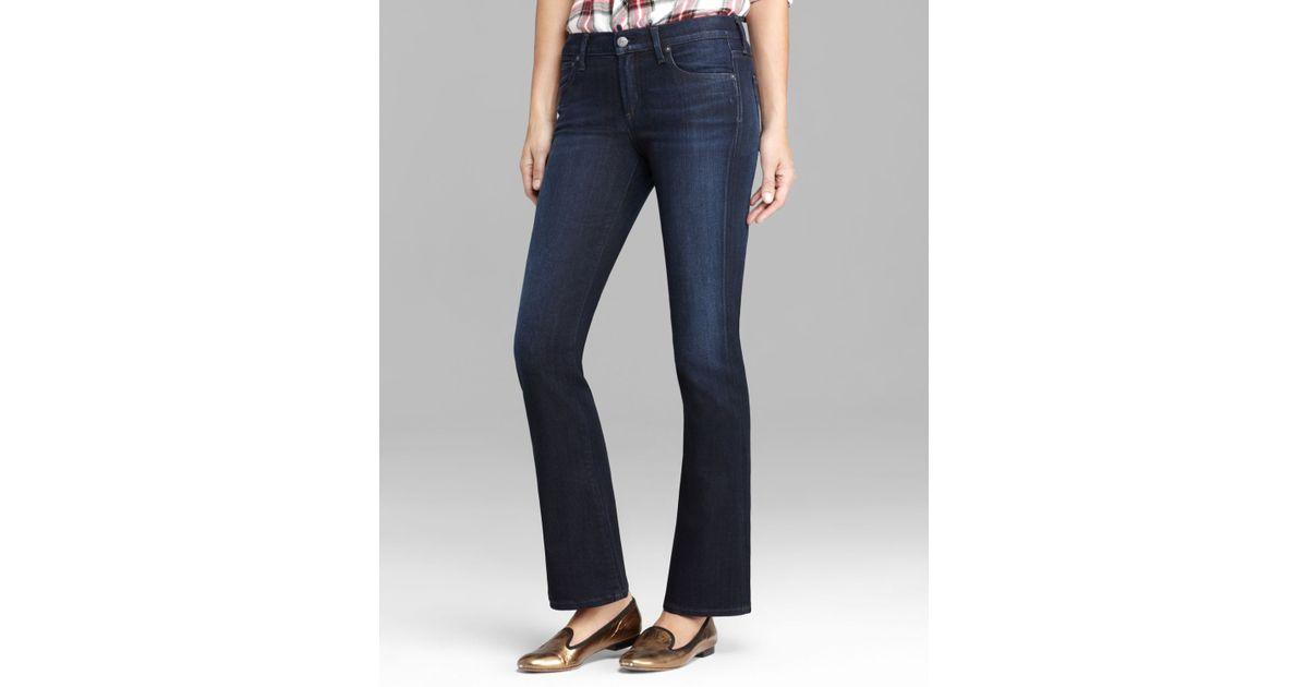 Emmanuelle slim boot cut jeans