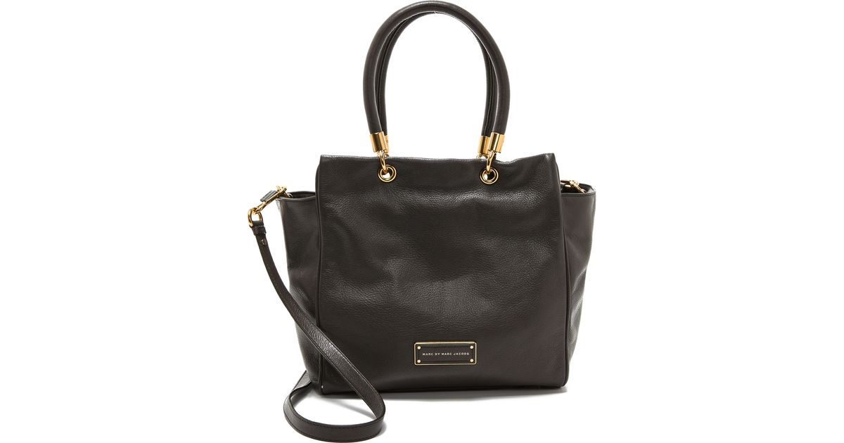 988fadd9c66b3 Marc By Marc Jacobs Too Hot To Handle Bentley Bag in Black - Lyst