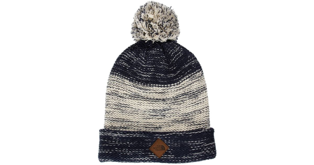 The north face Beanie Hat in Blue for Men   Lyst