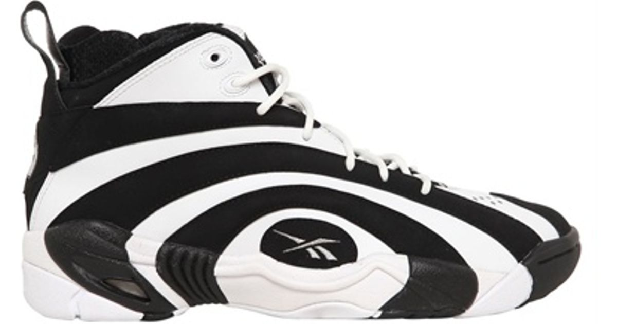 In Men Oneal For Basketball Shaquille Sneakers White Reebok Lyst 32 xzqpYEPPw