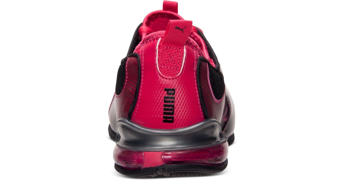 19c4a9afffbd Lyst - PUMA Women S Voltaic 4 Fade Running Sneakers From Finish Line in Pink