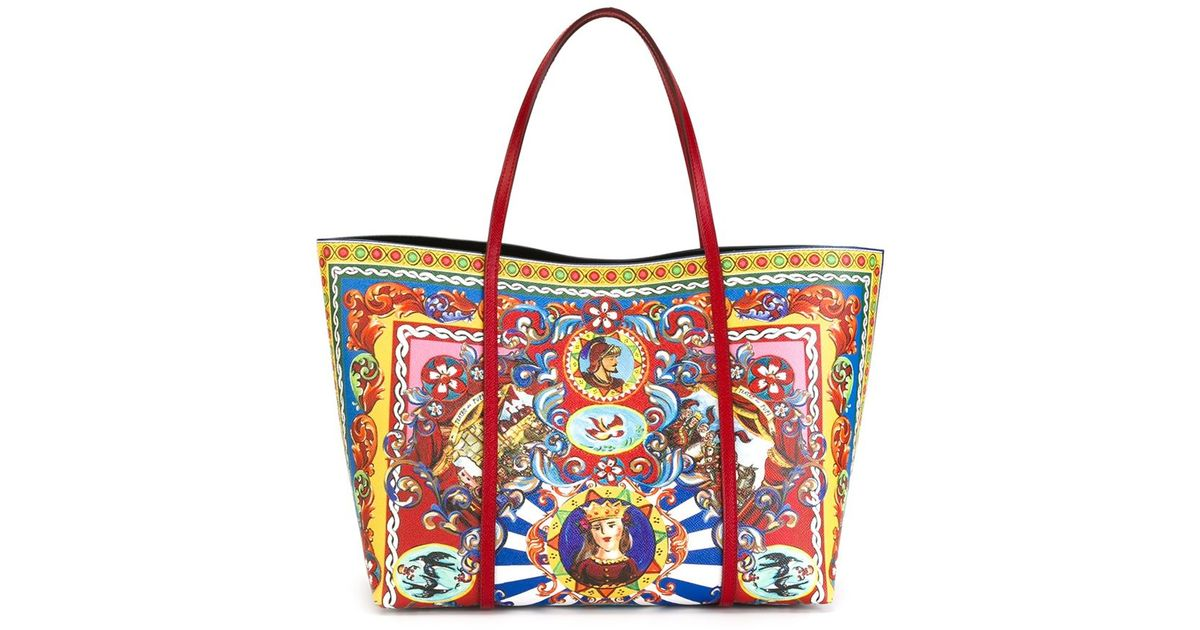 Lyst - Dolce   Gabbana  escape  Shopper Tote c82b4840b3