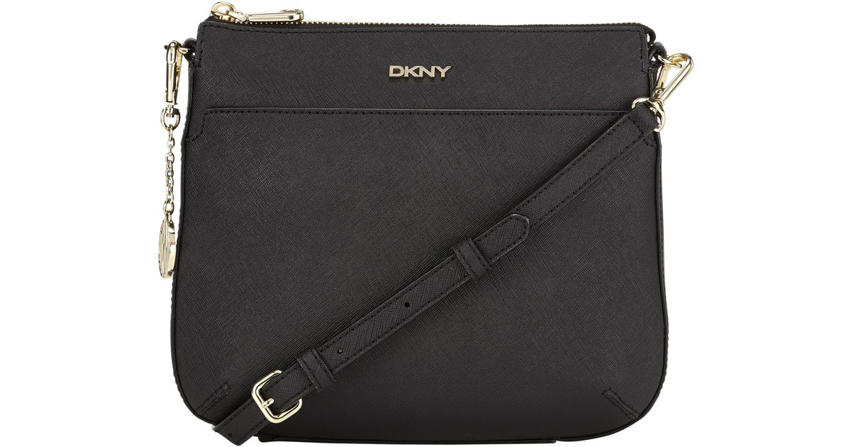 507e8fd98e0 Dkny Bryant Park Leather Cross-body Bag