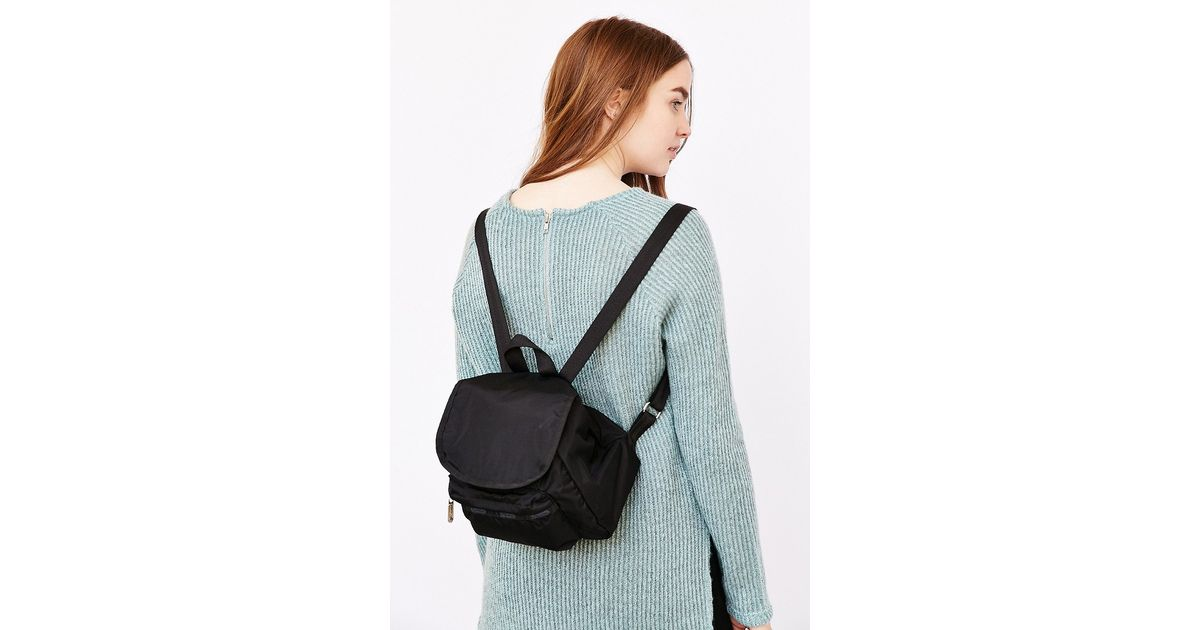 af4446e372b Lyst - LeSportsac Small Edie Backpack in Black