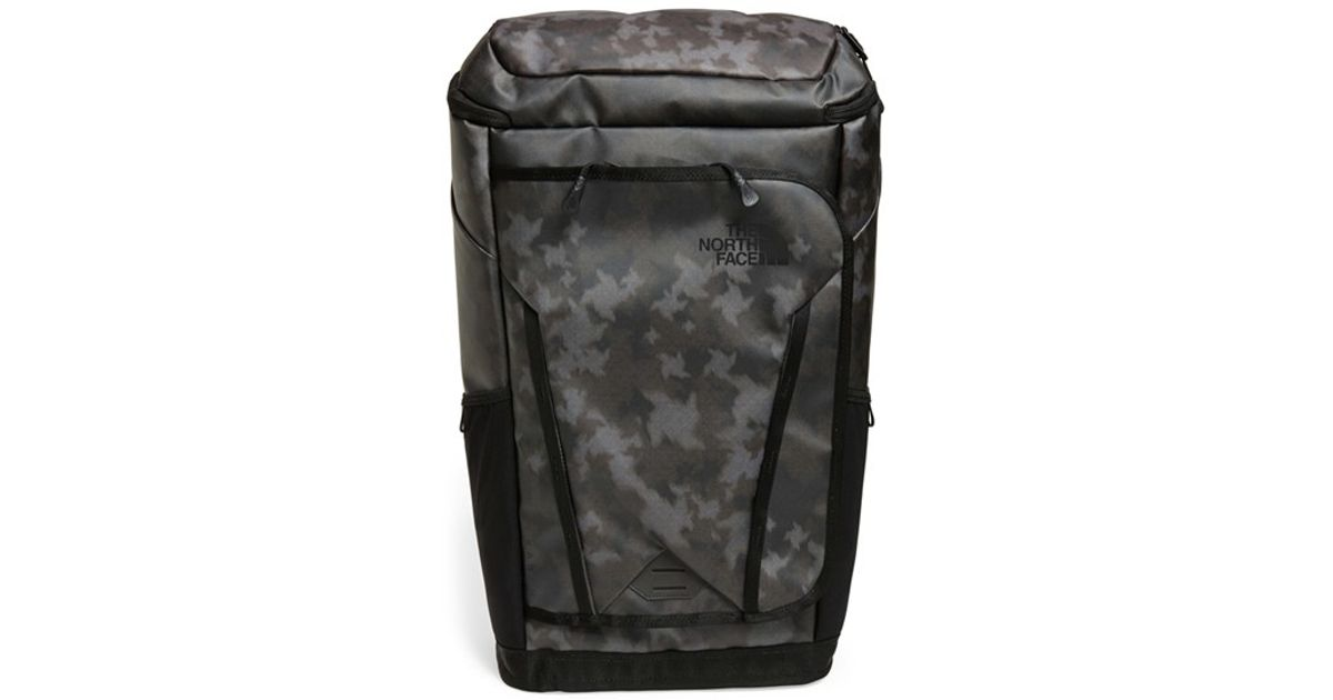 b32c73cd3 The North Face - Gray 'kaban Transit' Water Repellent Backpack for Men -  Lyst