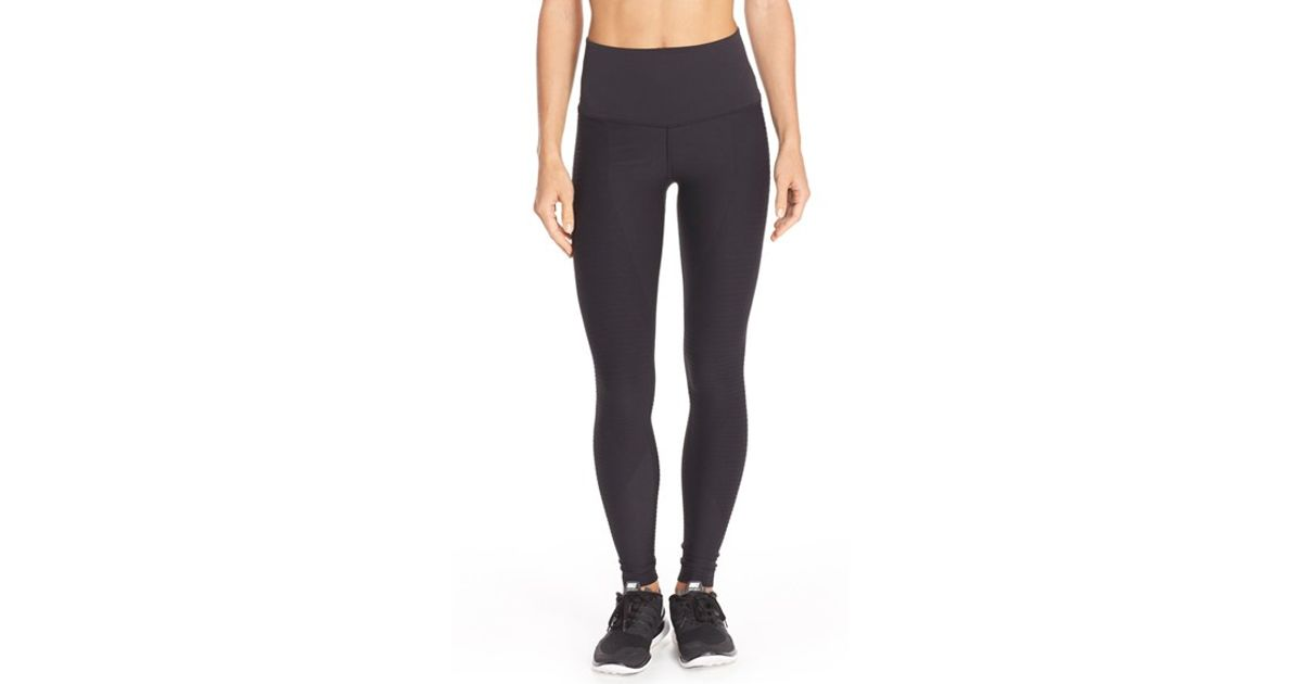 In Fit Compression 'zoned Sculpt' Lyst Nike Black Dri Tights q0Z1P