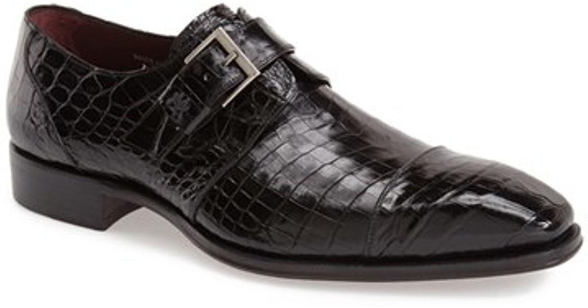 Monk Strap Shoes Womens