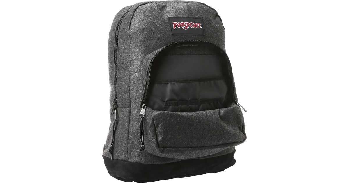 7b5bc73c0 Jansport Right Pack Digital Edition in Black for Men - Lyst
