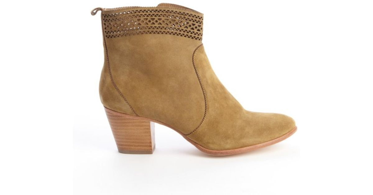 AERIN Suede Ankle Boots visa payment for sale huge surprise online outlet footaction 3pxm59