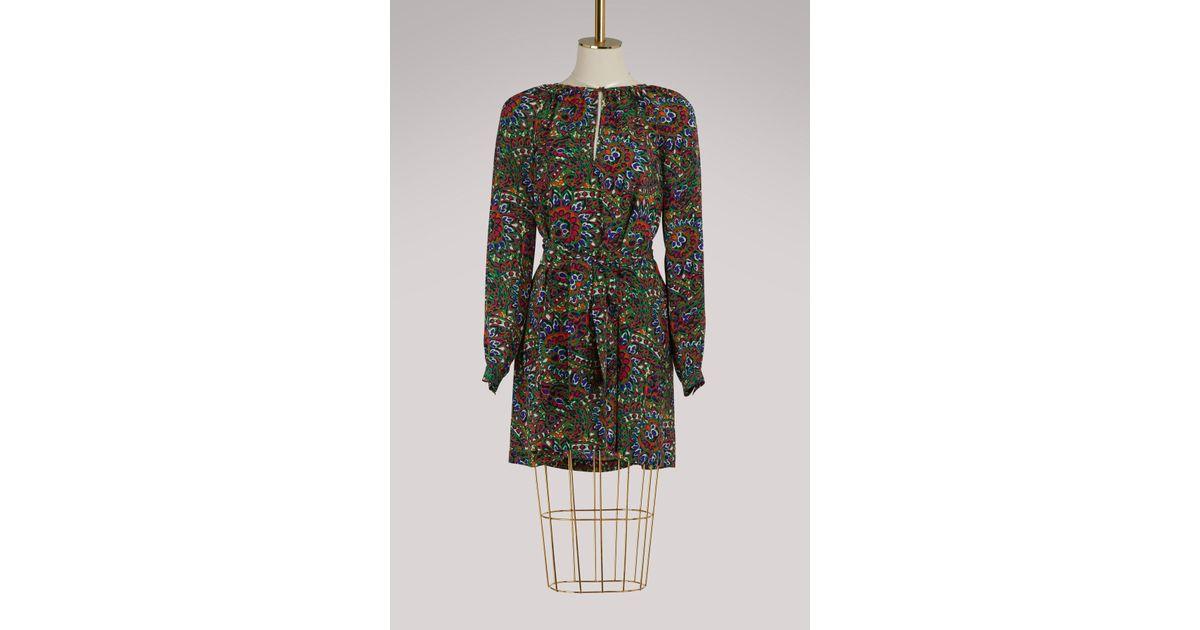 Float cotton dress Vanessa Seward 9sXtC5HST
