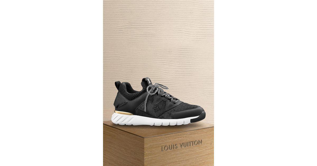 e61e81bbe4c3 Louis Vuitton Aftergame Trainer - Lyst
