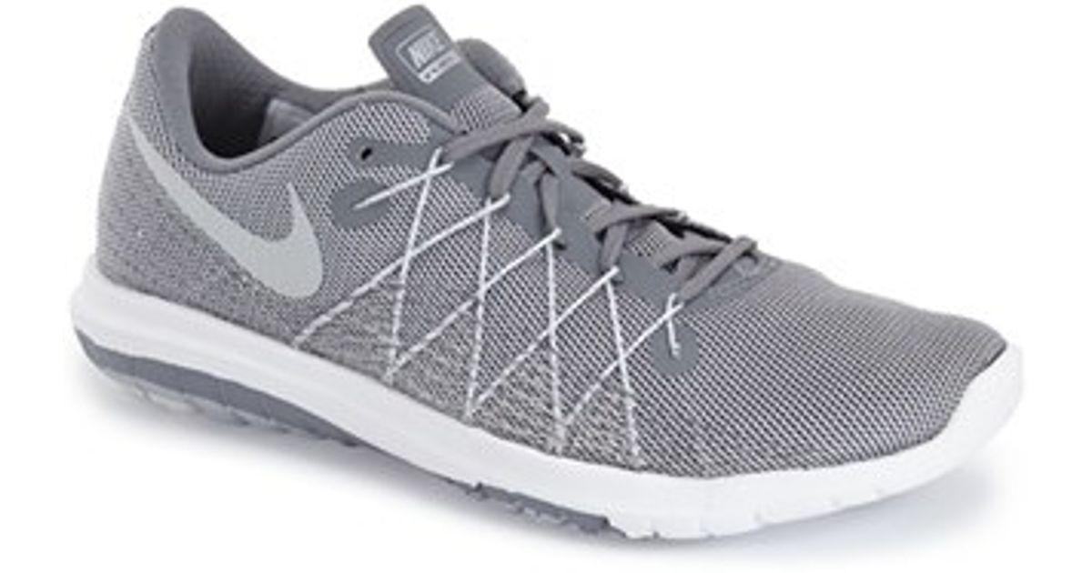 Lyst - Nike  flex Fury 2  Running Shoe in Black for Men 65a43703b5