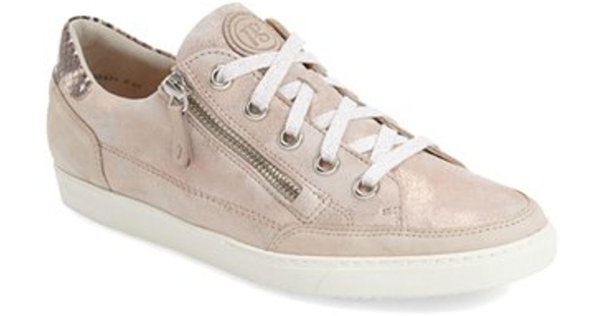 5a7ece0f14b Lyst - Paul Green  wilson  Sneaker in Natural