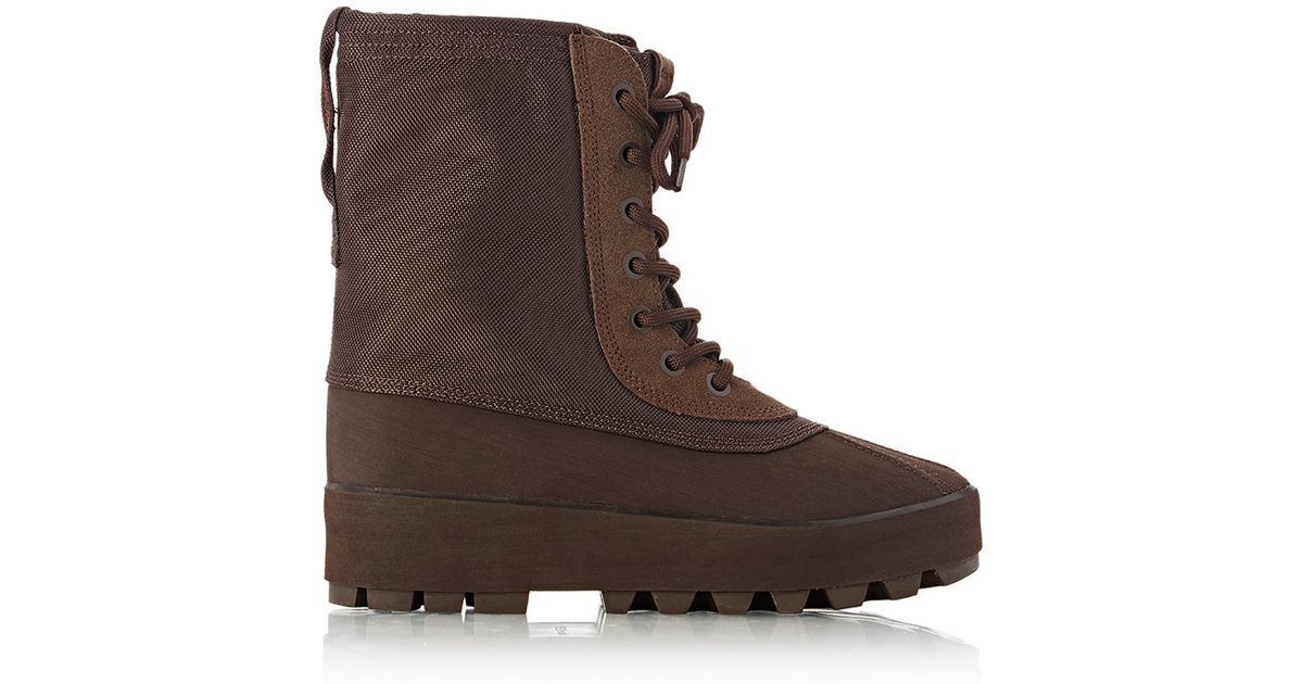 2de485d3da238 Lyst - Yeezy Men s Yeezy 950 Boots in Brown for Men