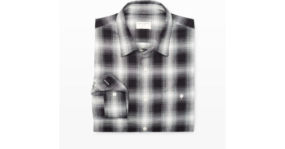 black and white plaid blouse | Kjpwg.com
