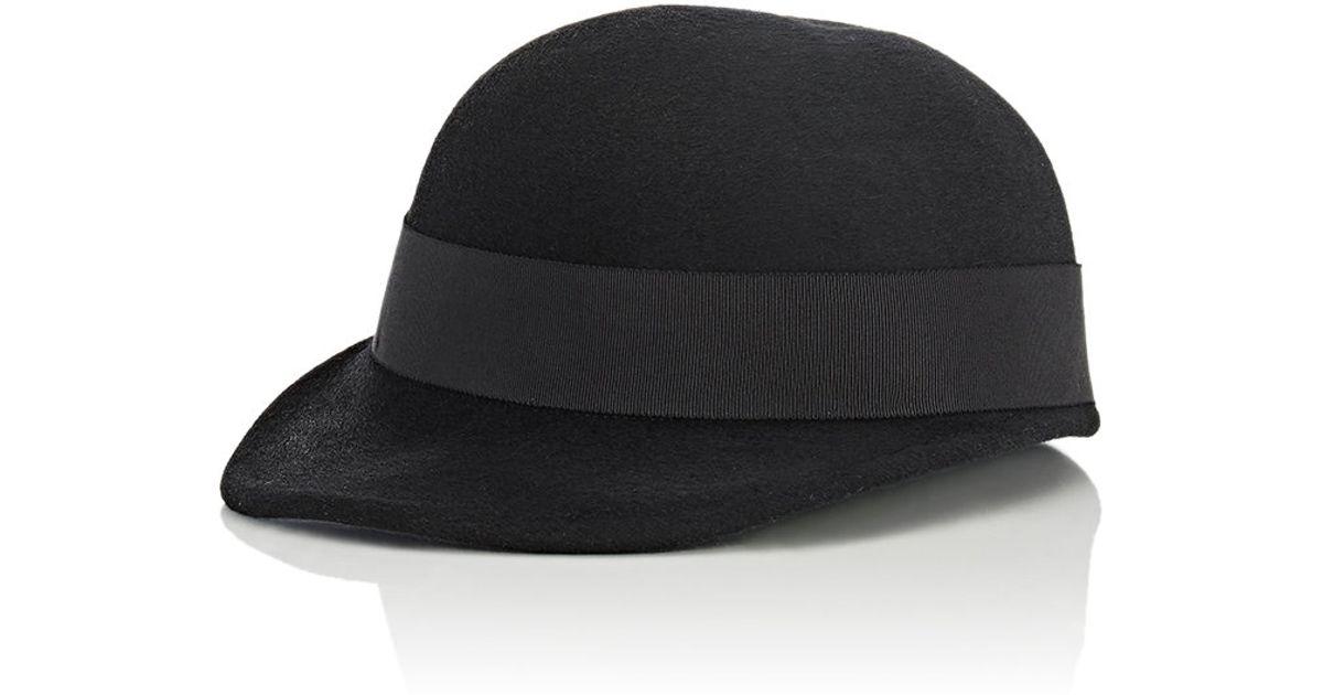 bd8894e9d5d Lyst - Mr. Kim By Eugenia Kim Joey Hat in Black for Men