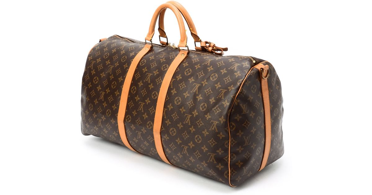 Louis Vuitton Monogram Suitcase 55cm ABQHPrx7z