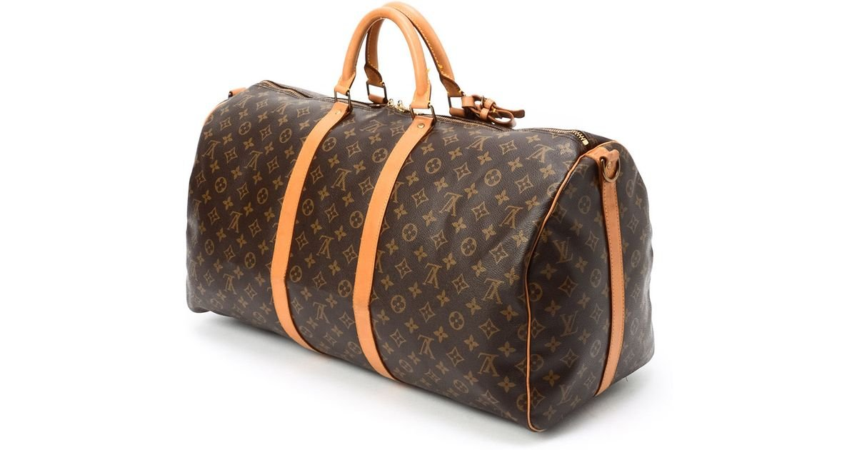 Louis Vuitton Monogram Suitcase 55cm