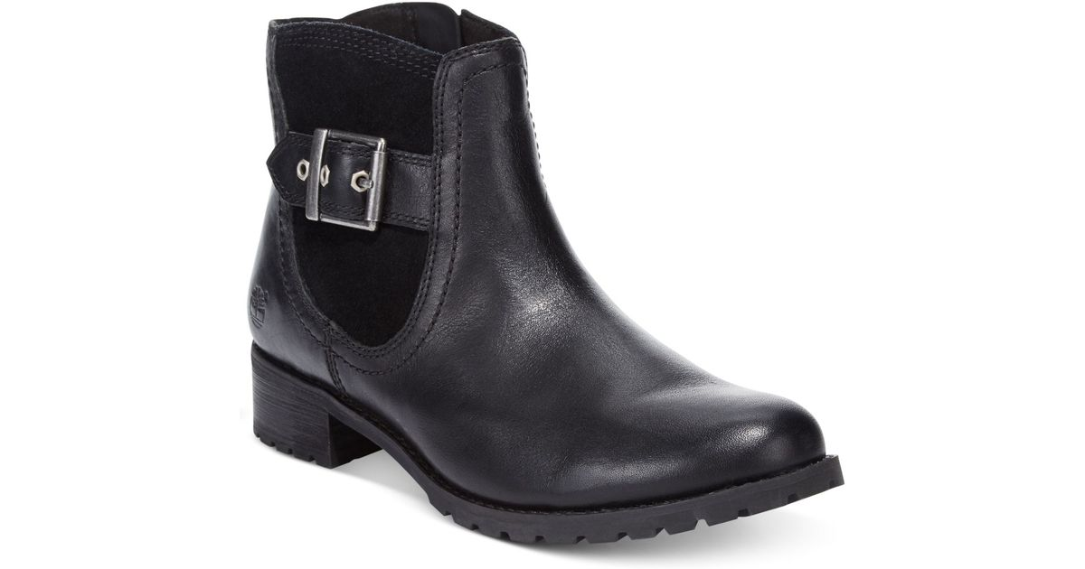 sneakers pretty cheap running shoes Timberland Black Women'S Earthkeepers Bethel Ankle Booties