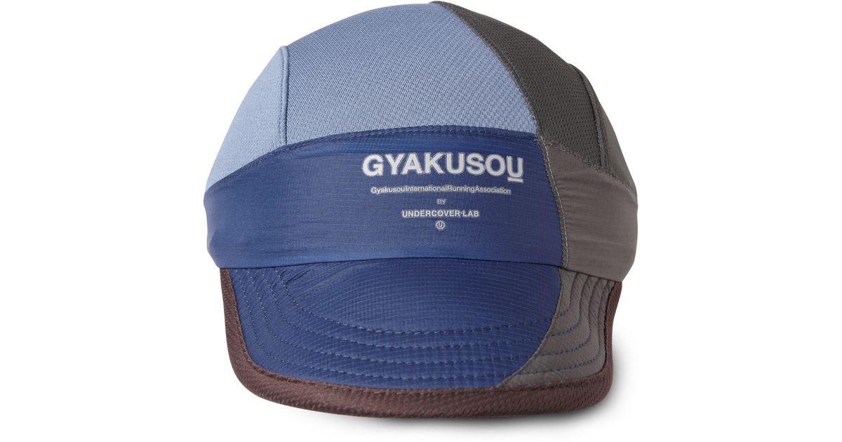 351948389d8 Lyst - Nike Gyakusou Drifit Running Cap in Blue for Men