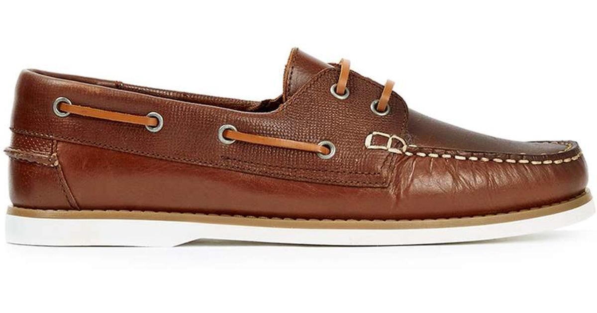 Mens Boat Shoes Topman