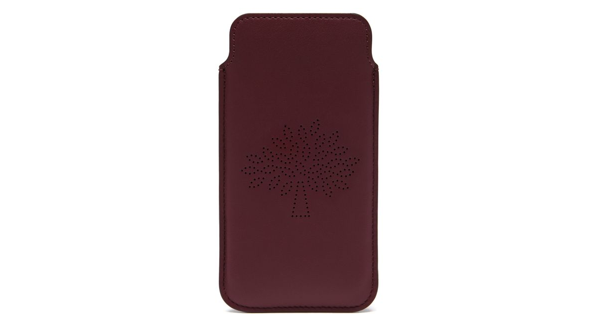 mulberry iphone 6 case