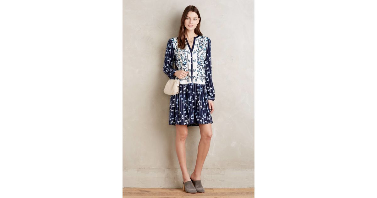 5c8a1774ecc1 Tiny Semele Shirtdress - Lyst