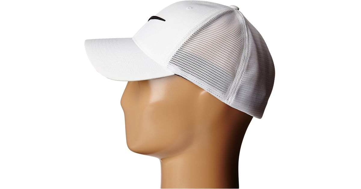 Lyst - Nike Legacy 91 Tour Mesh Cap in White for Men 877a430f258