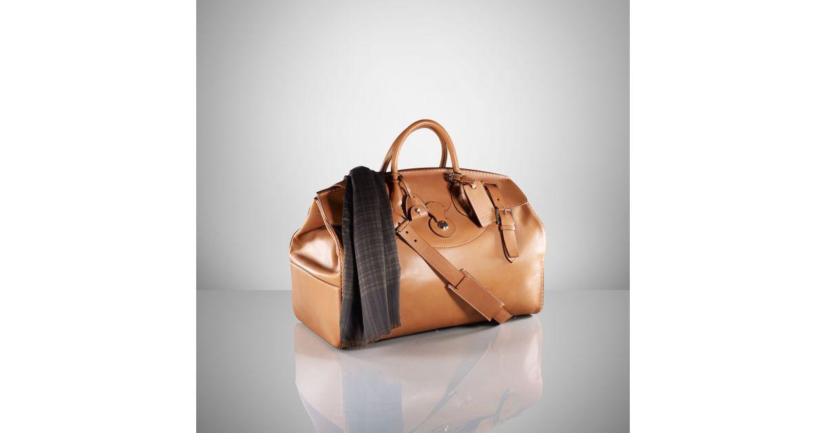 34987ccbe85f Ralph Lauren Cooper Bag in Brown for Men - Lyst