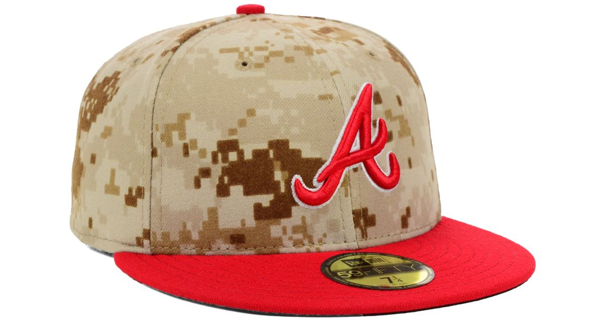 892ea7ef2a5e93 ... memorial day stars stripes 59fifty casquette fd2b9 db4cf; switzerland  lyst ktz atlanta braves stars and stripes 59fifty cap in natural for men  d4a9d ...