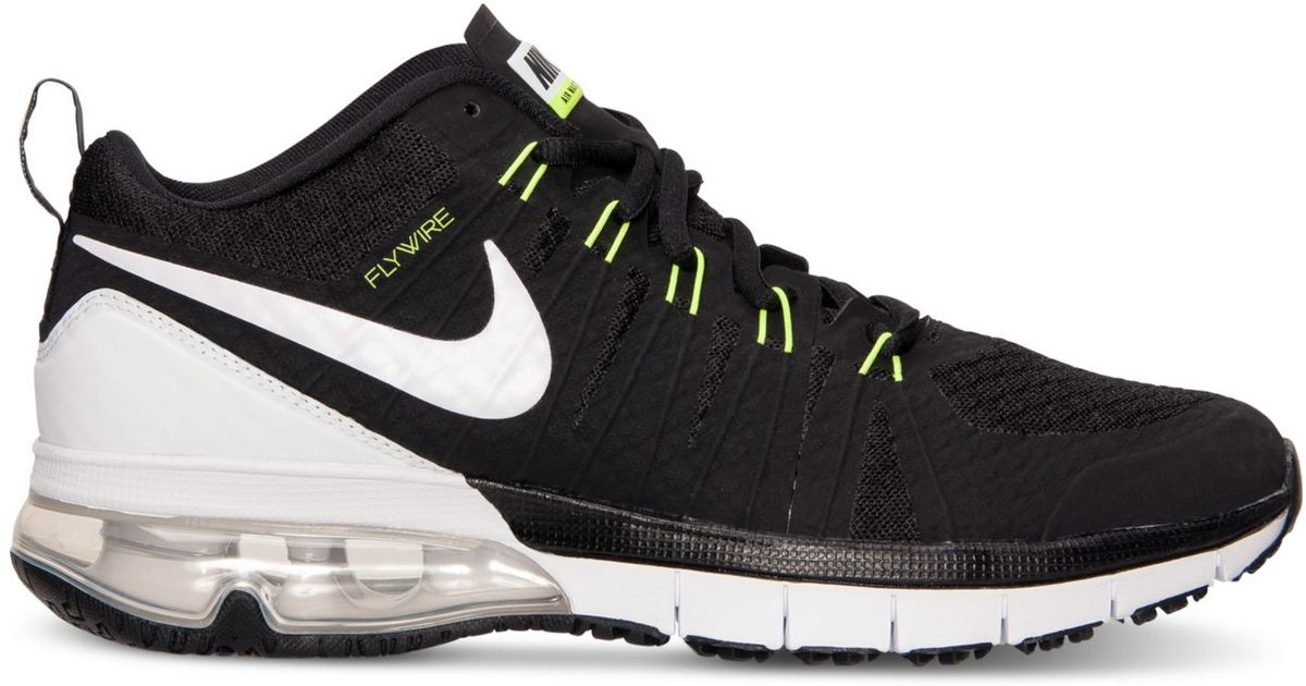 Lyst - Nike Men s Air Max Tr180 Training Sneakers From Finish Line in Black  for Men 1a9007b1b