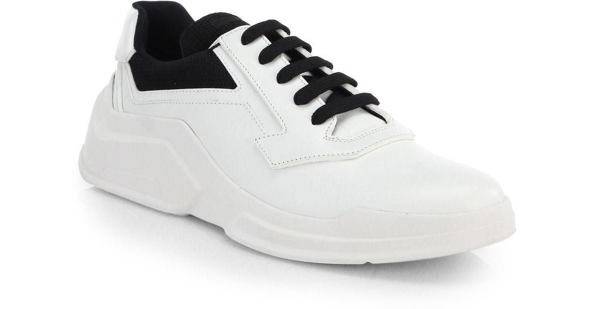 1e3a7877 canada prada runway sneakers 6f0c7 c8622