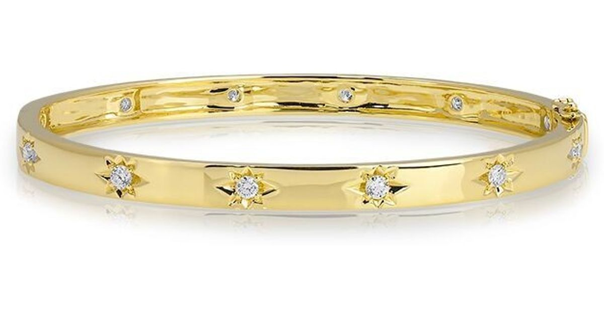 en north charmed boutique collection bangles dorne bangle expandable star