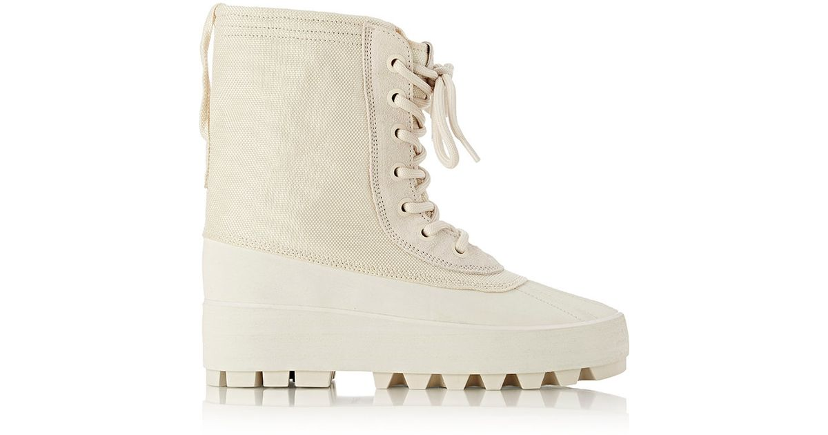 6bd3caa3f Lyst - Yeezy Yeezy 950 Boots in White