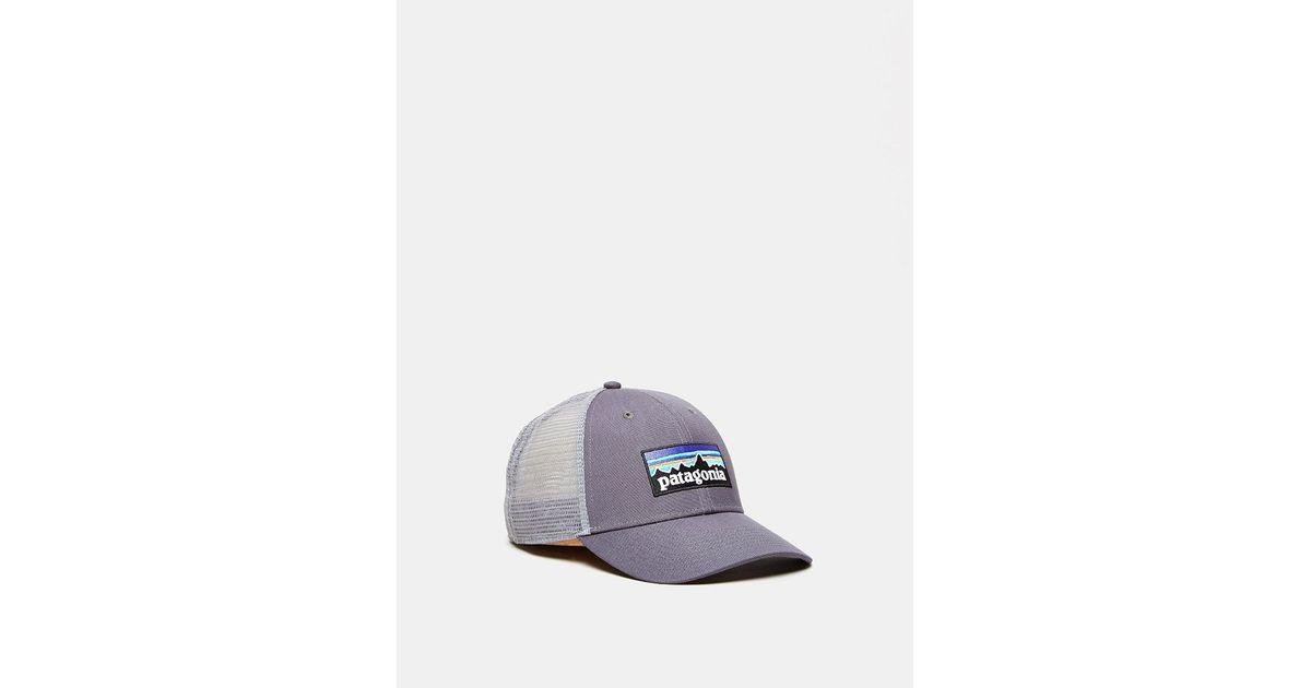 e3e6eb678a9 Paonia P 6 Logo Lopro Trucker Hat Mast General. Lyst Paonia P6 Low Pro Trucker  Hat In Gray For Men