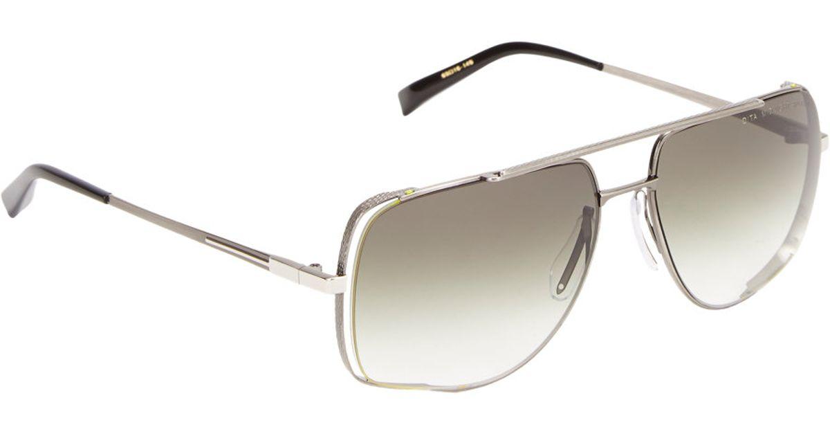103282a7b3d6 DITA Midnight Special Sunglasses in Metallic for Men - Lyst
