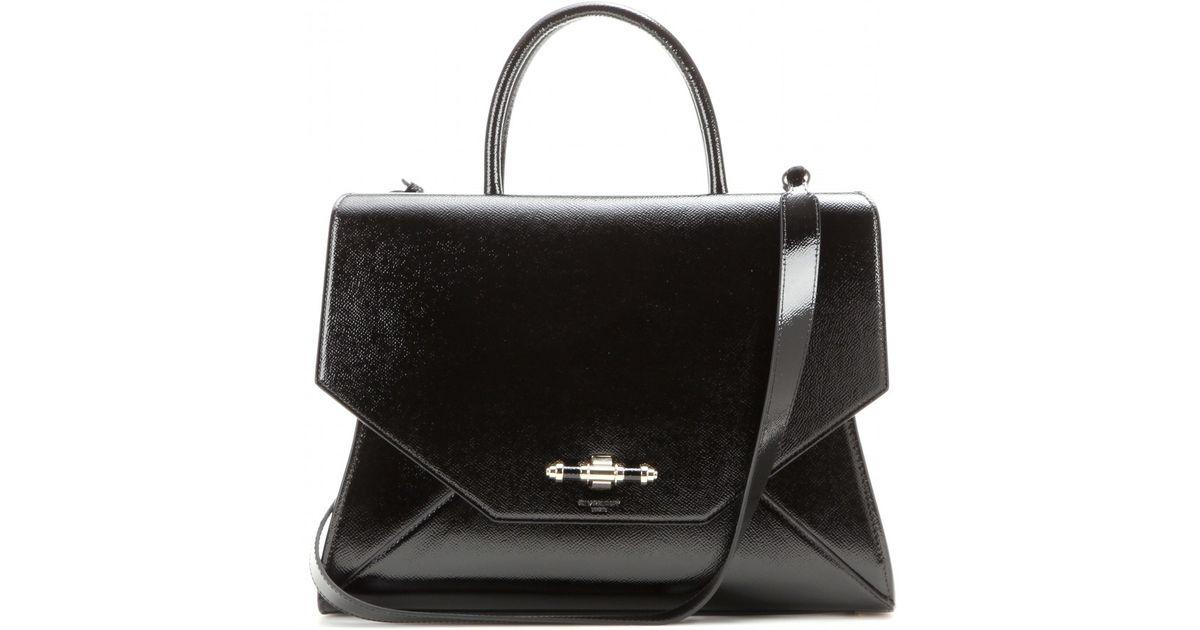 bbcf8f39d307 Lyst - Givenchy Medium Obsedia Bag in Black