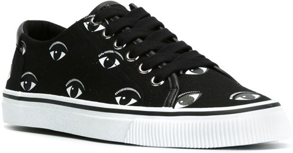 Kenzo Eyes sneakers faR754z