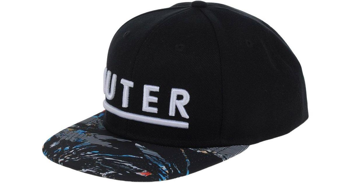 Iuter Black Hat for men